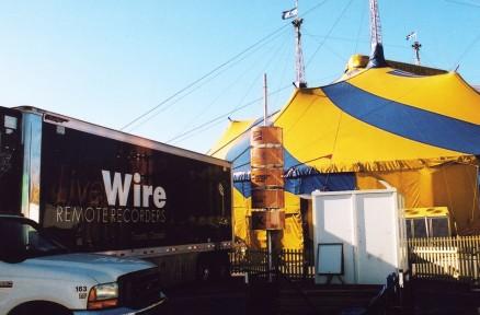 Cirque du Soleil, Ontario Place, Toronto,  Corteo dvd, 2005