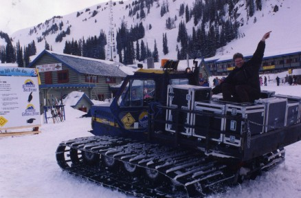 Barenaked Ladies - Snowjob - Banff Alberta - 1996