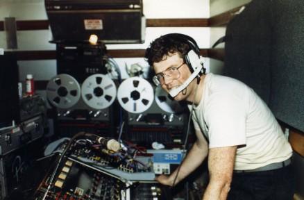 Recording King Sunny Ade in Lagos, Nigeria - 1987