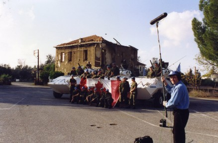 Nicosia, Cyprus - Christmas With The Troops, CTV - 1993