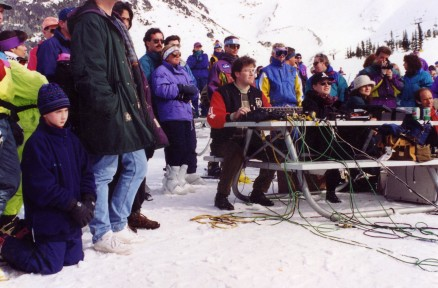 Whistler B.C. - MuchMusic Snowjob - 1993