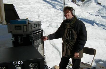 MuchMusic Snowjob - Sun Peaks, B.C. 2001
