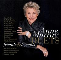 "Anne Murray - Duets - ""When I Fall In Love"" featuring Celine Dion,  recorded at Place des Arts, Montreal"