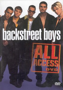 Backstreet Boys - All Access - recorded at MuchMusic Headquarters, Toronto
