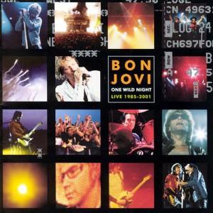 Bon Jovi - One Wild Night Live - recorded at The Air Canada Centre, Toronto