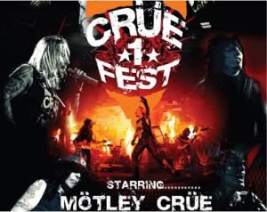 Crue Fest: Motley Crue, Buckcherry, Sixx A.M. - recorded at the Molson Amphitheatre, Toronto