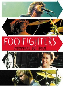 Foo Fighters - Everywhere But Home - recorded at Arrow Hall, Toronto