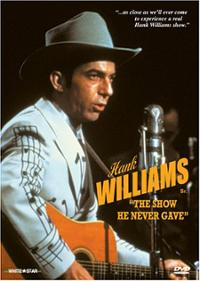 Hank Williams: The Show He Never Gave - Feature Film - recorded at Sherman-Laws Film Studios, Toronto