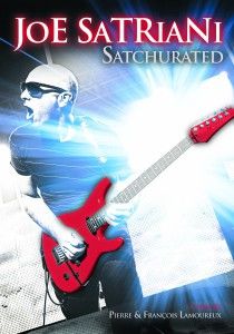 Joe Satriani - Satchurated - recorded at Metropolis, Montreal