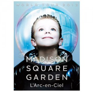 L'arc-en-ciel - Live at Madison Square Garden, New York City