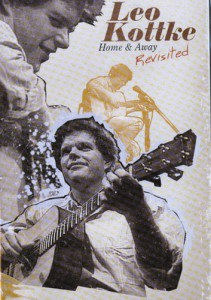 Leo Kottke - Home and Away Revisited - recorded at Convocation Hall, Toronto