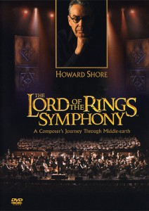 The Lord Of the Rings Symphony - Montreal Symphony Orchestra - Conducted by Howard Shore - recorded at Place Des Arts, Montreal