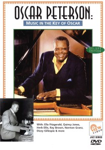 Oscar Peterson - Music In The Key Of Oscar - recorded at The Bermuda Onion, Toronto
