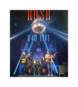 Rush R40 Live - Air Canada Centre