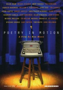 Poetry In Motion - feature film - Alan Ginsberg with the CeeDees segment - recorded at The Buttery, University of Toronto