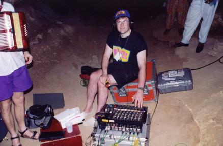 Runaway Cave - Jamaica - 1994