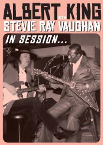 Albert King - Stevie Ray Vaughan In Session - DVD - recorded at CHCH-TV in Hamilton, Ontario