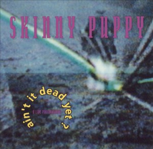 Skinny Puppy - Ain't It Dead Yet - recorded at The Masonic Temple, Toronto