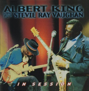 Albert King - Stevie Ray Vaughan - In Session cd - recorded at CHCH-TV in Hamilton, Ontario