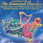 Symphonic Suites of The Animated Classics - The Kingston Symphony, recorded at Grant Hall, Queen's University in Kingston