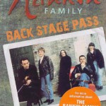 Rankin Family - Backstage Pass - recorded at The Orpheum Theatre, Vancouver