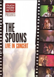 The Spoons - Live In Concert at the Spectrum, Montreal