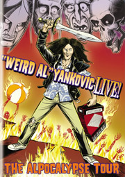 Weird Al Yanovic Live! - recorded at Massey Hall, Toronto