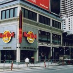 Hard Rock Cafe, Toronto - Tragically Hip, 2002